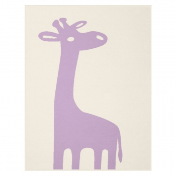 """Bio Kinderdecke Giraffe """"bio cotton kids"""""""